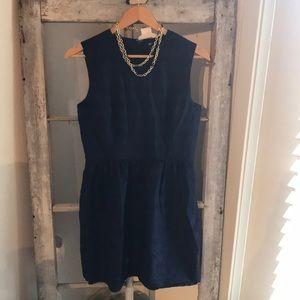 Navy stripe dress from Gap size 6!